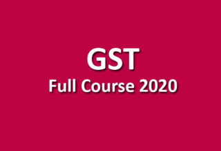 CMA GST Pendrive June / Dec. 2020