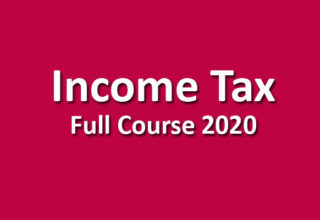 CMA Income Tax June / December 2020