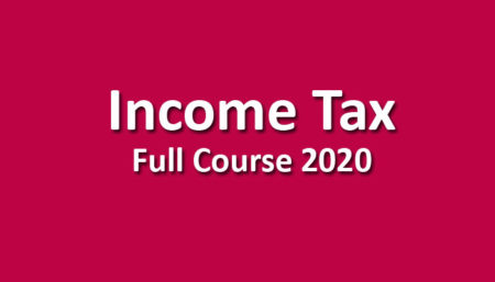 Income Tax Pendrive May / Nov. 2020