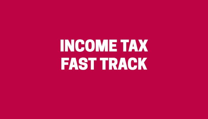 Income Tax Fast Track Live Batch